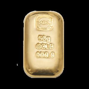 50g Gold 999.9