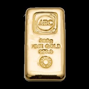 500g Fine Gold 999.9