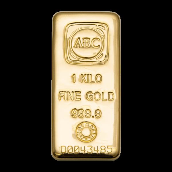 1kg Fine Gold 999.99
