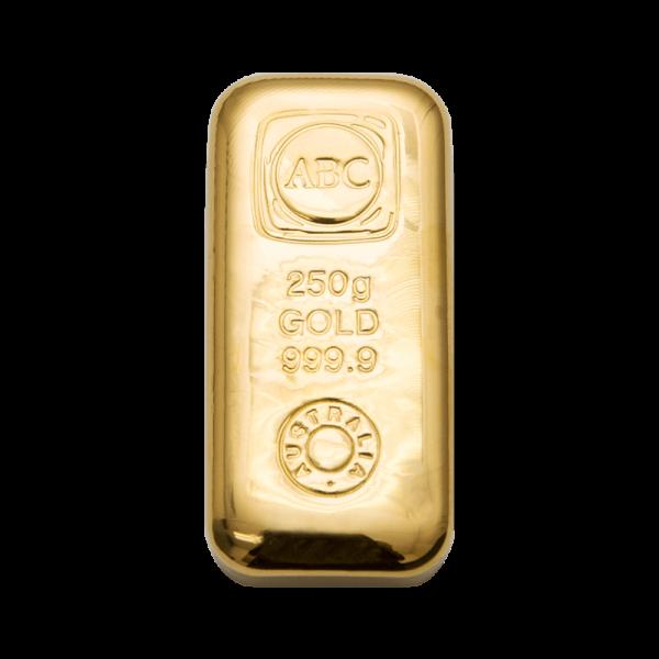 250g Gold 999.9