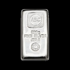 500g Fine Silver 999.5
